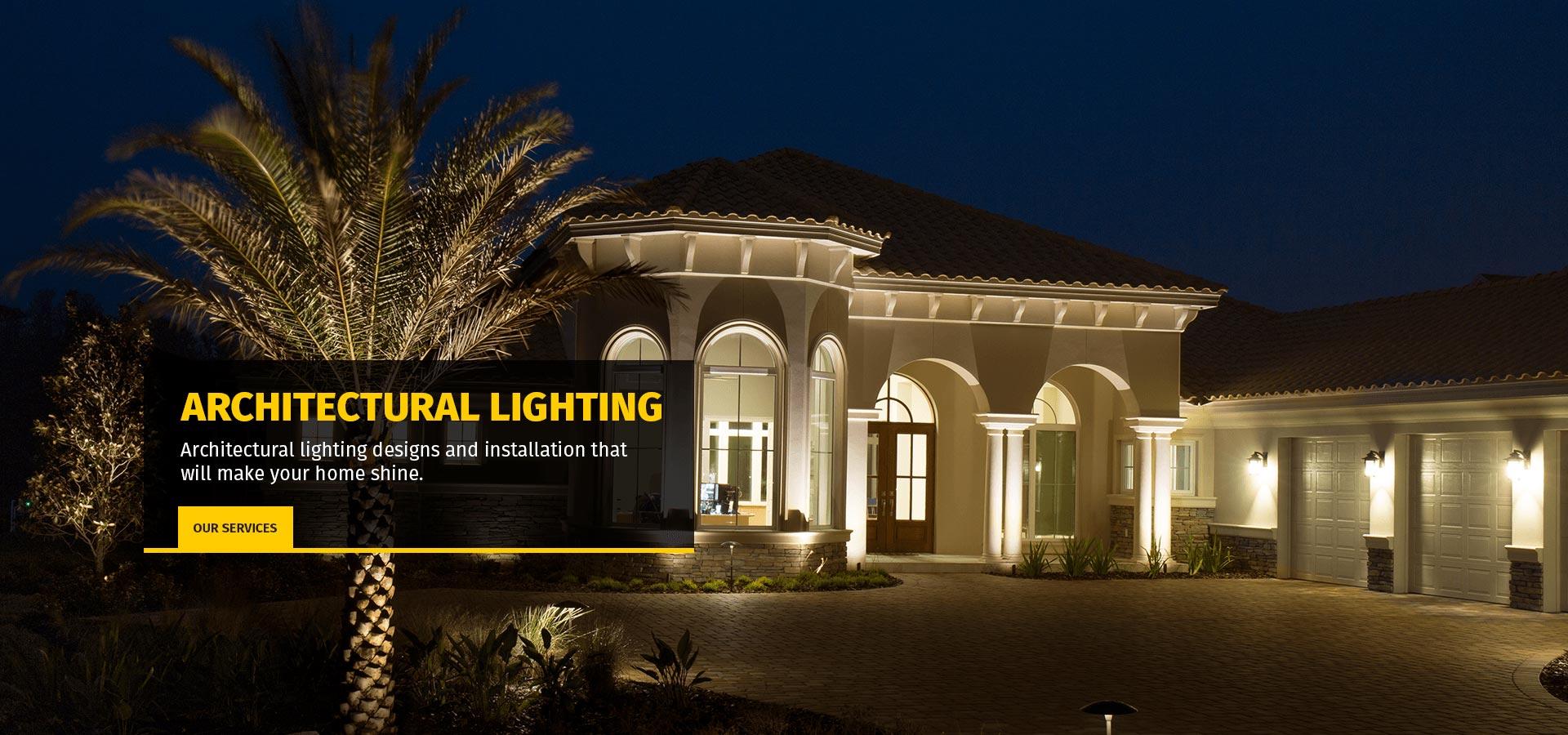 Brilliant Nights Artistry In Outdoor Lighting